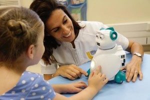 AISOY robot developed in collaboration with UMH for autism spectrum disorder therapy