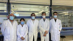 Patulin research team