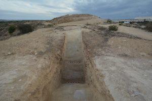 Phoenician moat