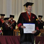 Juan José Pascual, Doctor Honoris Causa
